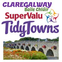 Claregalway Tidy Towns Logo