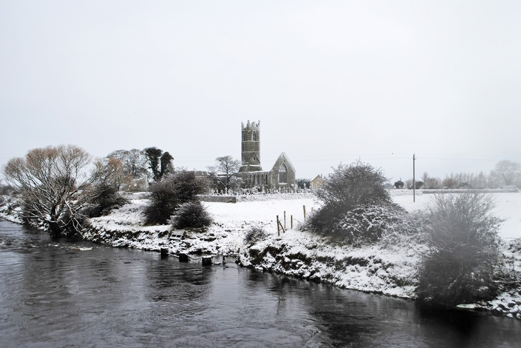 claregalway_friary_snow