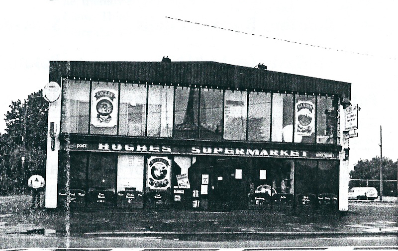 Hughes Supermarket Claregalway (2000)