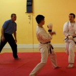 Claregalway Karate Club Senior Christmas Competition