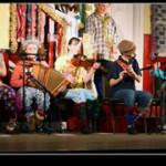 Rambling Mummers & Lackagh take honours at New Inn Festival