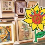 Big names row in behind Claregalway Art Auction