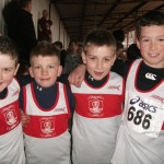 Several Claregalway athletes win at All Ireland Indoor Athletics