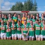 Claregalway GAA - U14 Division 1 Féile Champions 2010
