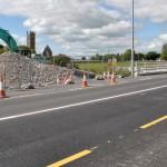 Demolition of Claregalway Handball Alley