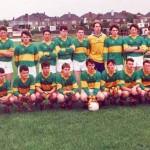Claregalway Minor Football Team 1991
