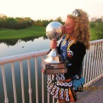 Claire Greaney—World Championship Dancer