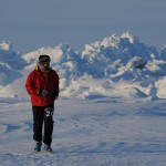 Operation Transformation's (& local resident) Ronan Scully Enjoying Life's Journey at the North Pole Marathon