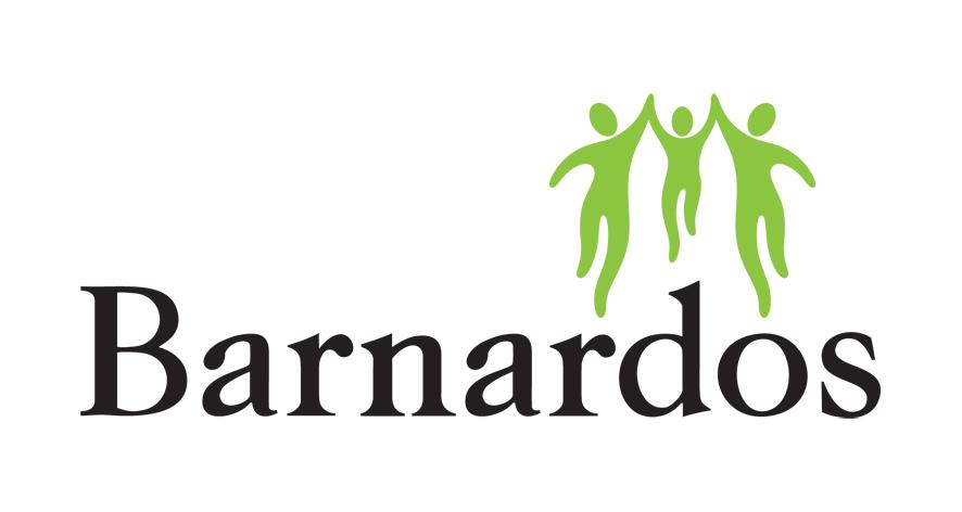 Barnardos black_green_on_white