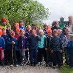 Out and About with Claregalway Scouts May 2011