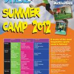 HipKidz Summer Camp 2012