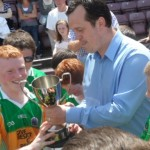 Great Joy As Claregalway U13s Bring Home The Cup