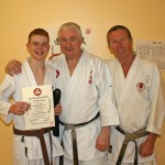 Black Belt Grading for Claregalway Karate Club