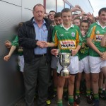 U14 Boys Win 2012 County Final