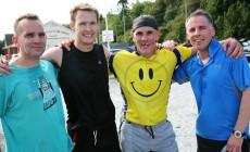 Gerry Cronnelly Aims to Smash World Record