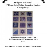 Beginners Patchwork Classes in Claregalway