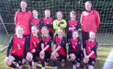 Cregmore-Claregalway FC Girls Take Silver In National Finals