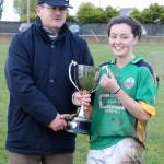 Claregalway Senior Ladies 2012 Division 1 League Winners