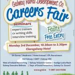 Expert Advice at Claregalway Careers Fair