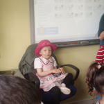 Claregalway Educate Together Welcomes Back Brave Lily–Mae