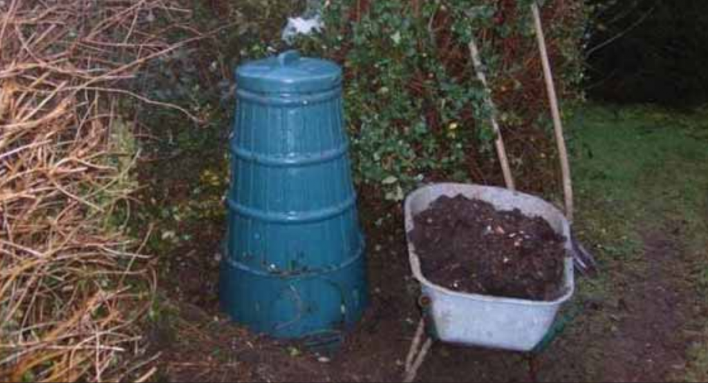 Galway County Council Compost Bin