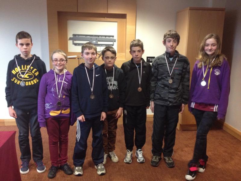 Under 16 Chess Team 2013