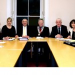 First Historic Meeting of the Board of Management of Coláiste Bhaile Chláir