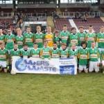 Claregalway U14 Galway Féile Winners