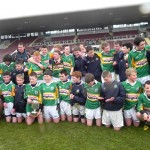 Claregalway U14s Looking Forward to All-Ireland Féile in Derry