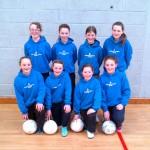 Claregalway/Lackagh Community Games U13 Girls Connacht Champions