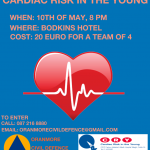 Civil Defence to Run 10k to Raise Funds for Cardiac Risk in the Young