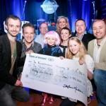 Big Cheque for Tiny Dancer