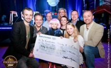 Big Cheque for Tiny Dancer