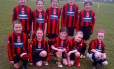 Cregmore-Claregalway U10 Girls Div1 Team