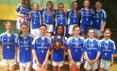 Cregmore National School Girls Basketball Blitz 2013
