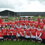 Carnmore U12s Win County 'A' Camogie Championship