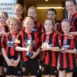 Cregmore Girls are U10 GFA Local Cup Winners