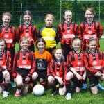 Claregalway/Lackagh Community Games U12 Girls Soccer