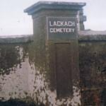 Cemetery Mass in Lackagh