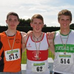 Claregalway Athletes Win Medals at All-Ireland Athletics
