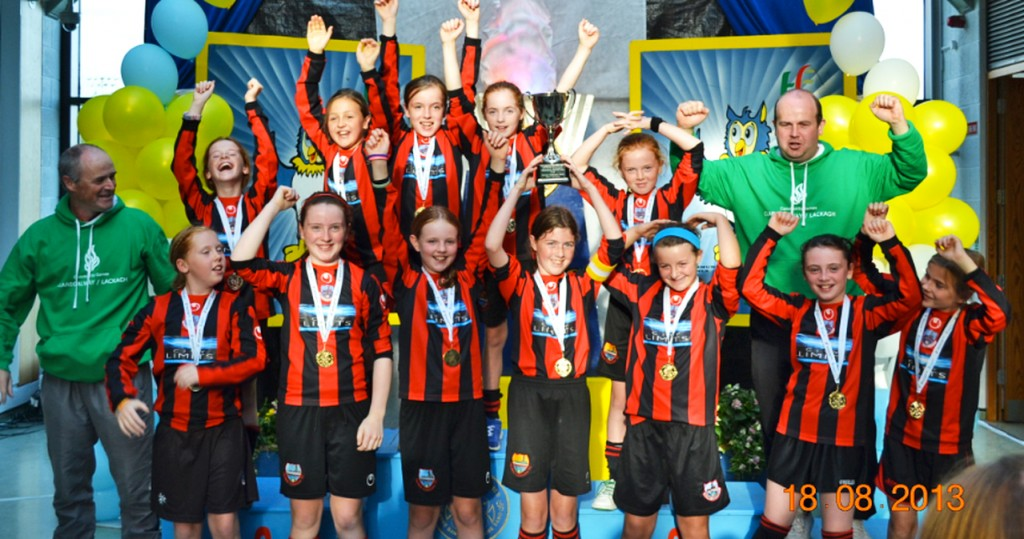 claregalway-lackagh-community-games-national-champions-celebrating