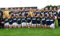 Claregalway Minor Ladies Capture Mairead Meehan Trophy