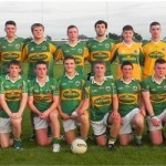 Claregalway Minors Miss Out on County Title