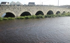 Claregalway Threatened by Floods Again