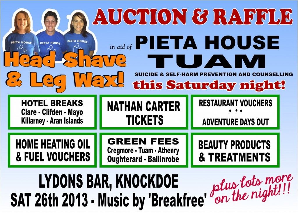 Auction Poster