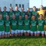 Claregalway Ladies Connacht Intermediate Champions