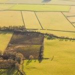 Fields in Lydacan, Claregalway