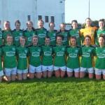 Claregalway Intermediates Ladies GAA November 2013 Updates