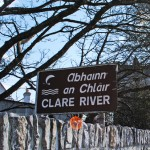 river-sign