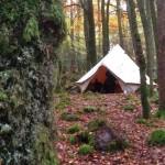 Claregalway Scouts Weekend at Western Bushcraft Skills